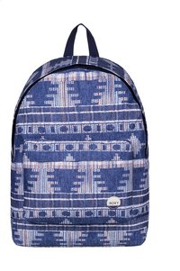 Roxy sac à dos Be Young Basic Akiya Combo Blue Print-Avant