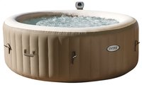 Intex jacuzzi PureSpa Bubble Therapy-Vooraanzicht