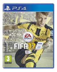 PS4 Fifa 17 NL/FR-Vooraanzicht