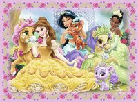 Ravensburger puzzle évolutif 4 en 1 Disney Princess Palace Pets-Détail de l'article
