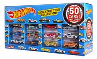 Hot Wheels voitures - 50 pièces