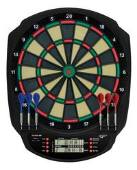 Carromco elektronisch dartbord Toledo-commercieel beeld