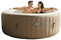 Intex jacuzzi PureSpa Bubble Therapy-Image 1