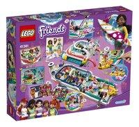 LEGO Friends 41381 Le bateau de sauvetage-Arrière