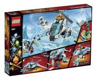 LEGO Ninjago 70673 ShuriCopter-Achteraanzicht
