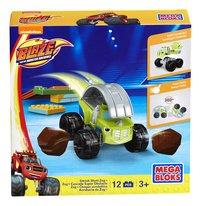 Mega Bloks Blaze et les Monster Machines Zeg Cascade Super Obstacle