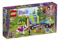 LEGO Friends 41371 Mia's paardentrailer-Linkerzijde