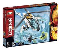 LEGO Ninjago 70673 ShuriCopter-Linkerzijde