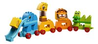 LEGO DUPLO 10863 Mon premier train des animaux-Avant