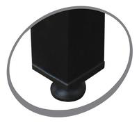 Airhockeytafel Defender-XT-Onderkant
