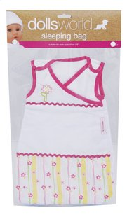 Dolls World sac de couchage-Avant
