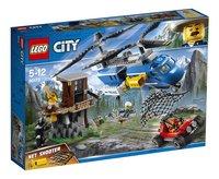 LEGO City 60173 Bergarrestatie-Linkerzijde