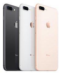 Apple iPhone 8 Plus 64GB zilver-Achteraanzicht