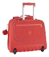 Kipling trolley-boekentas Clas Dallin Happy Red C 42,5 cm