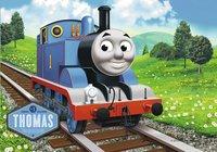 Ravensburger meegroeipuzzel 4-in-1 Thomas & Friends-Vooraanzicht