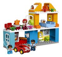 LEGO DUPLO 10835 Familiehuis-Vooraanzicht
