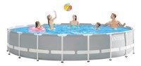 Intex zwembad Prism Frame Pool Ø 5,49 m - H 122 cm-Afbeelding 1