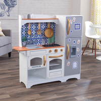 KidKraft cuisine en bois Mosaic Magnetic Play-Image 4