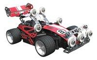 Meccano Autocross RC-Vooraanzicht