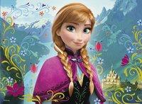 Ravensburger puzzle évolutif 4 en 1 Disney La Reine des Neiges-Avant