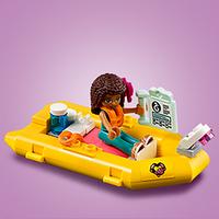 LEGO Friends 41381 Le bateau de sauvetage-Détail de l'article