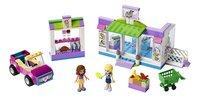 LEGO Friends 41362 Heartlake City supermarkt-Vooraanzicht