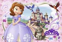 Ravensburger puzzel 2-in-1 Disney Sofia the First Sofia's koninklijke avontuur-Vooraanzicht