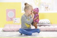 BABY born interactieve pop Soft touch Meisje paars-Afbeelding 5