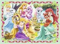 Ravensburger puzzle évolutif 4 en 1 Disney Princess Palace Pets-Avant