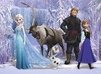 Ravensburger puzzle XXL Disney La Reine des Neiges Dans le royaume de La Reine des Neiges-Avant