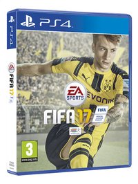 PS4 Fifa 17 NL/FR-Linkerzijde
