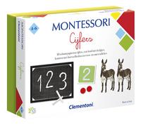 Montessori - Cijfers-Linkerzijde