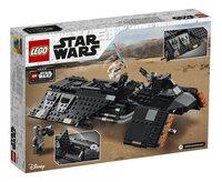 LEGO Star Wars 75284 Vaisseau de transport des Chevaliers de Ren-Arrière