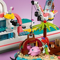 LEGO Friends 41381 Le bateau de sauvetage-Image 3