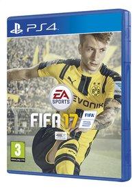 PS4 Fifa 17 NL/FR-Rechterzijde