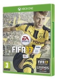 XBOX One Fifa 17 NL/FR-Rechterzijde