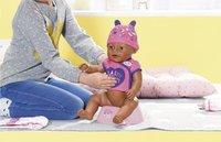 BABY born interactieve pop Soft touch Meisje paars-Afbeelding 1