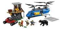LEGO City 60173 Bergarrestatie-Vooraanzicht