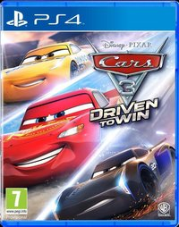PS4 Cars 3: Driven to Win ENG/FR