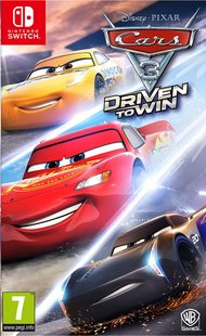 Nintendo Switch Cars 3: Driven to Win ENG/FR