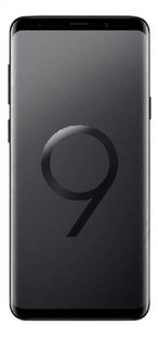 Samsung smartphone Galaxy S9 256 GB zwart-Vooraanzicht