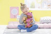 BABY born interactieve pop Soft touch Meisje paars-Afbeelding 3