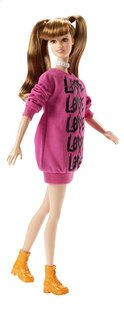 Barbie mannequinpop Fashionistas Tall 80 - Wear Your Heart-Linkerzijde