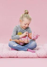 BABY born interactieve pop Soft touch Meisje roze 43 cm-Afbeelding 3