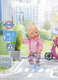 BABY born kledijset City Deluxe Scooter outfit-Afbeelding 4
