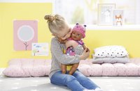 BABY born interactieve pop Soft touch Meisje paars-Afbeelding 4