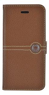 bigben foliocover Façonnable Camel voor iPhone 5/5s/SE-Vooraanzicht