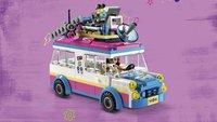 LEGO Friends 41333 Olivia's missievoertuig-Afbeelding 1
