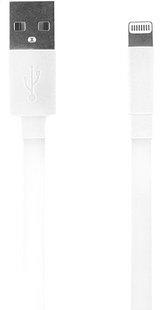 bigben Kabel USB-Lightning 20 cm wit