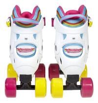 Optimum patins à roulettes Rainbow-Arrière